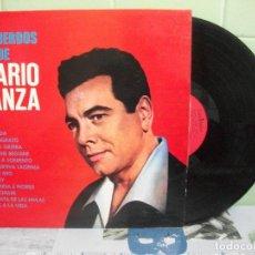 Discos de vinilo: MARIO LANZA RECUERDOS DE MARIO LANZA LP 1959 RCA SPAIN PEPETO. Lote 156532986