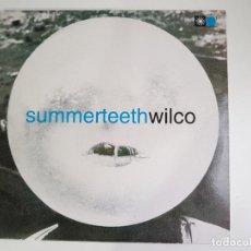 Discos de vinilo: WILCO - SUMMERTEETH (VINILO). Lote 156536794