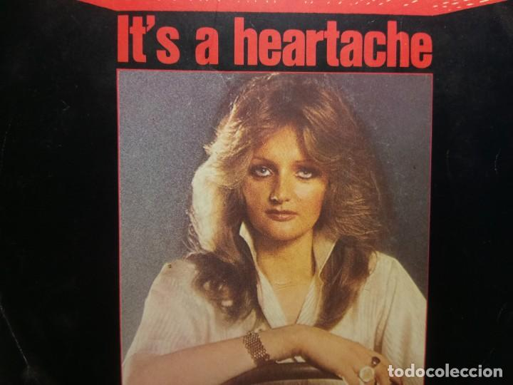 BONNIE TYLER, IT'S A HEARTACHE, RCA (Música - Discos - Singles Vinilo - Pop - Rock - Internacional de los 70)