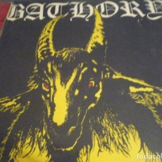 Discos de vinilo: BATHORY-BATHORY. Lote 156540466