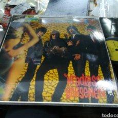 Discos de vinilo: THE HEADLESS HORSEMAN LP CAN'T HELP BUT SHAKE 1989 U.S.A.. Lote 156543422