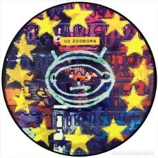 Discos de vinilo: U2 LP ZOOROPA PRECIOSO PICTURE DISC MUY RARO COLECCIONISTA. Lote 200314308