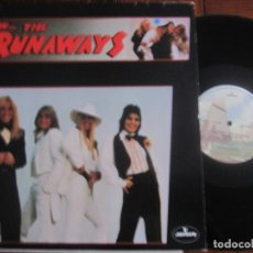 Discos de vinilo: THE RUNAWAYS `AND NOW…THE RUNAWAYS` 1978.. Lote 156512610