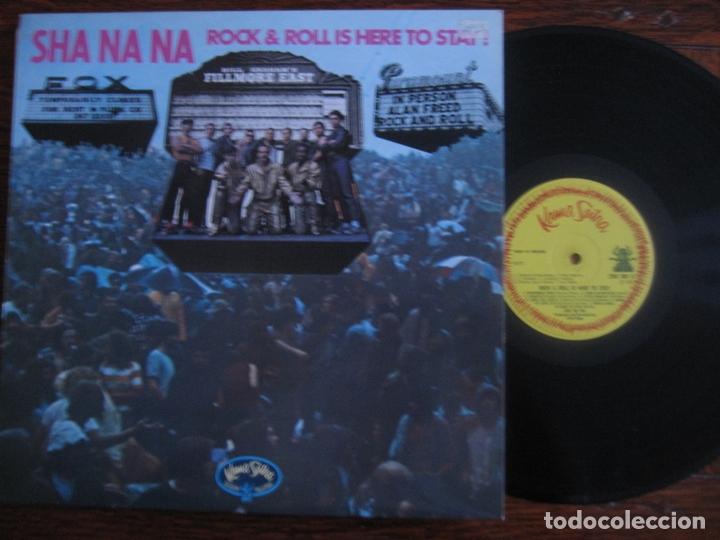 SHA NA NA `ROCK AND ROLL IS HERE TO STAY´ 1969 DOO-WOP, ROCKABILLY (Música - Discos - LP Vinilo - Pop - Rock Extranjero de los 50 y 60)