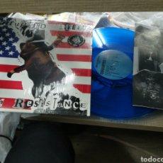Discos de vinilo: CORRUPTED IDEALS LP JOIN THE RESISTANCE U.S.A. 1991. Lote 156545364