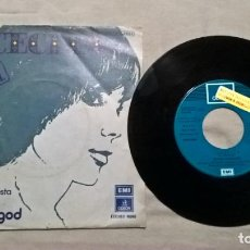 Discos de vinilo: MUSICA SINGLE: JULIO MENGOD - LUCECITA / SEVEN JACKALS (ABLN). Lote 156550550