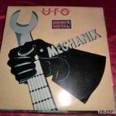 Discos de vinilo: UFO MECHANIX LP 1982. Lote 156556002
