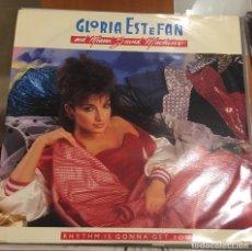 Discos de vinilo: LOTE 5 VINILOS GLORIA ESTEFAN. Lote 156556610