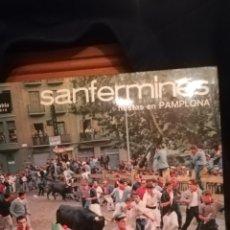 Discos de vinilo: SANFERMINES, VINILO DE 1968. Lote 156559678