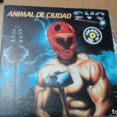 Discos de vinilo: EVO ANIMAL DE CIUDAD SINGLE 1983. Lote 156562494