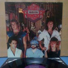 Discos de vinilo: NIGHT RANGER - MIDNIGHT MADNESS 1984 GER CON ENCARTE / BRAD GILLIS. Lote 156563976