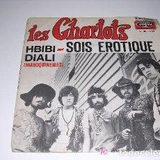 Discos de vinilo: LES CHARLOTS SOIS EROTIQUE VERSIÓN FRANCESA. Lote 156565170