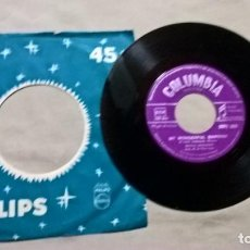 Discos de vinilo: MUSICA SINGLE: NICOLA ARIGLIANO- MY WONDERFUL BAMBINA / DESIDERATA (ABLN). Lote 156569750
