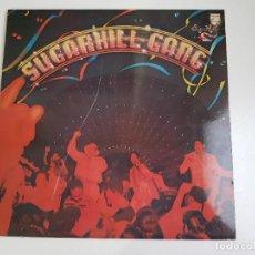 Discos de vinilo: SUGARHILL GANG - SUGARHILL GANG (VINILO). Lote 156576950