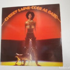 Discos de vinilo: CHERRY LAINE ‎- COGE AL GATO (CATCH THE CAT) (VINILO). Lote 156577794