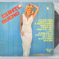 Discos de vinilo: LP. CANTE BUENO . Lote 156580770