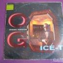 Discos de vinilo: ICE-T SG SIRE 1991 - O.G. ORIGINAL GANGSTER/ BITCHES - HIP HOP GANGSTA RAP - N.W.A. . Lote 156587602