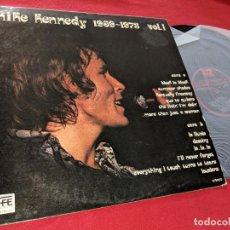 Discos de vinilo: MIKE KENNEDY 1969-1973 VOL.1 LP 1983 CFE LOS BRAVOS VINILO EXCELENTE ESTADO. Lote 156595982