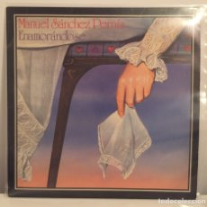 Discos de vinilo: MANUEL SÁNCHEZ PERNÍA-ENAMORÁNDOSE-LP 1987 FONOMUSIC. Lote 156599782