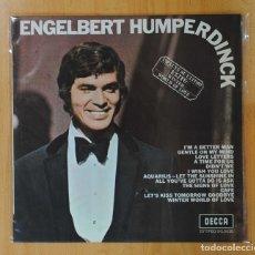 Discos de vinilo: ENGELBERT HUMPERDINCK - ENGELBERT HUMPERDINCK - LP. Lote 156599872
