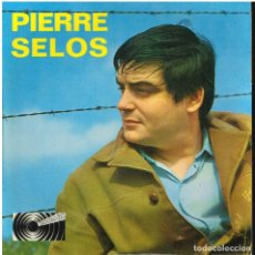 Discos de vinilo: PIERRE SELOS - REVEILLE TOI / L'HOMME ET LA VILLE - SINGLE - ED. FRANCIA. Lote 156604122