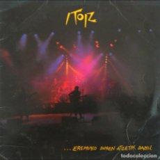 Discos de vinilo: ITOIZ -...EREMUKO DUNEN ATZETIK DABIL -DOBLE LP. Lote 156608830