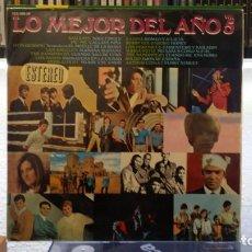 Discos de vinilo: *** LO MEJOR DEL AÑO VOL.5 - VERSIONES Y ARTISTAS ORIGINALES - LP AÑO 1968 - LEER DESCRIPCIÓN. Lote 156609906