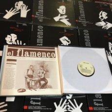 Discos de vinilo: COLECCIÓN FLAMENCO. 30 DISCOS. 10 VOLUMENES. Lote 156610322