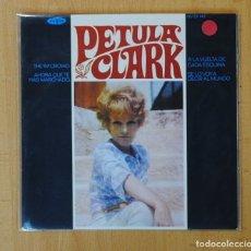 Discos de vinilo: PETULA CLARK - THE IN CROWND + 3 - EP. Lote 156613386