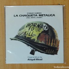 Discos de vinilo: ABIGAIL MEAD - LA CHAQUETA METALICA - SINGLE. Lote 156613736