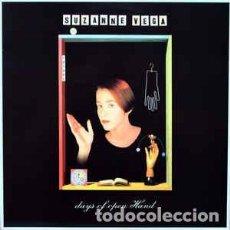 Discos de vinilo: SUZANNE VEGA - DAYS OF OPEN HAND (A&M REC.,395 293-1 LP, 1990). Lote 156616650
