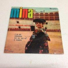 Discos de vinilo: MINA -- Y DE AHI . Lote 156621690