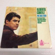 Discos de vinilo: ALBERTO CORTEZ -MR. SUCU-SUCU- – ME LO DIJO PÉREZ . Lote 156623410