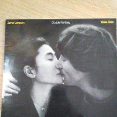 Discos de vinilo: JOHN LENNON-YOKO ONO-DOUBLE FANTASY-ORIGINAL ESPAÑOL 190-ESTADO EXCELENTE. Lote 156625434