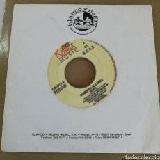 Discos de vinilo: ROBERTO ALCATRAZ - MARFIL. PROMO. Lote 156626309