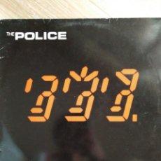 Discos de vinilo: THE POLICE-GHOST IN THE MACHINE-ORIGINAL ESPAÑOL 1981-CONTIENE ENCARTE. Lote 156626354