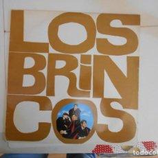 Discos de vinilo: LOS BRINCOS-LP DOBLE. Lote 156628186