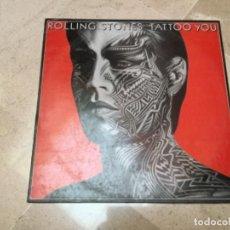 Discos de vinilo: ROLLING STONE - TATTO YOU . Lote 156628214