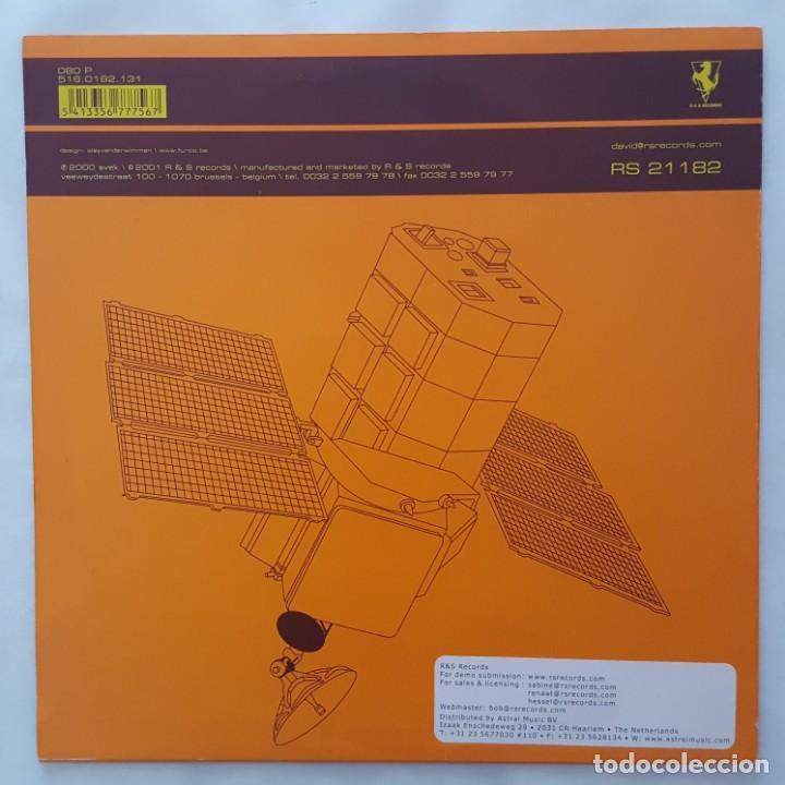 Discos de vinilo: MAXI / Air Frog ?– Bon Voyage (Swag & Stacey Pullen Mix) / 2001 BELGICA - Foto 2 - 176015437