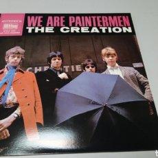 Discos de vinilo: THE CREATION - WE ARE PAINTERMEN. LP VINILO NUEVO. Lote 156630029