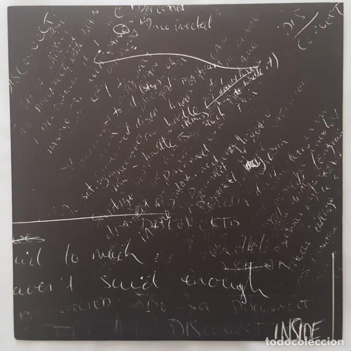MAXI / PLASTIKMAN ?– DISCONNECT / 2003 INGLATERRA (Música - Discos de Vinilo - Maxi Singles - Techno, Trance y House)