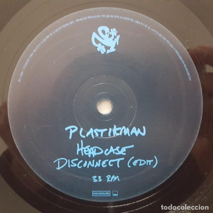 Discos de vinilo: MAXI / Plastikman ?– Disconnect / 2003 INGLATERRA - Foto 2 - 176015474