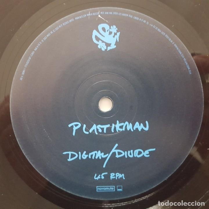 Discos de vinilo: MAXI / Plastikman ?– Disconnect / 2003 INGLATERRA - Foto 3 - 176015474