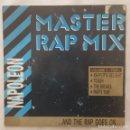 Discos de vinilo: MAXI / NAPOLEON* – MASTER RAP MIX (...AND THE RAP GOES ON...) / 1988 ESPAÑA. Lote 156632530