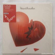 Discos de vinilo: MAXI / METRONOMY ?– HEARTBREAKER / 2008 FRANCIA. Lote 156632946