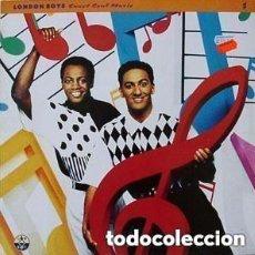 Discos de vinilo: LONDON BOYS – SWEET SOUL MUSIC - LP GERMANY 1991. Lote 156633366