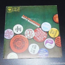 Discos de vinilo: SCOTT MACKENZIE ----SAN FRANCISCO & LIKE AN OLD TIME MOVIE ---AÑO 1973 --CBS 1096. Lote 156634154