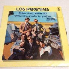 Discos de vinilo: LOS PEKENIKES – LOS PEKENIKES . Lote 156634526
