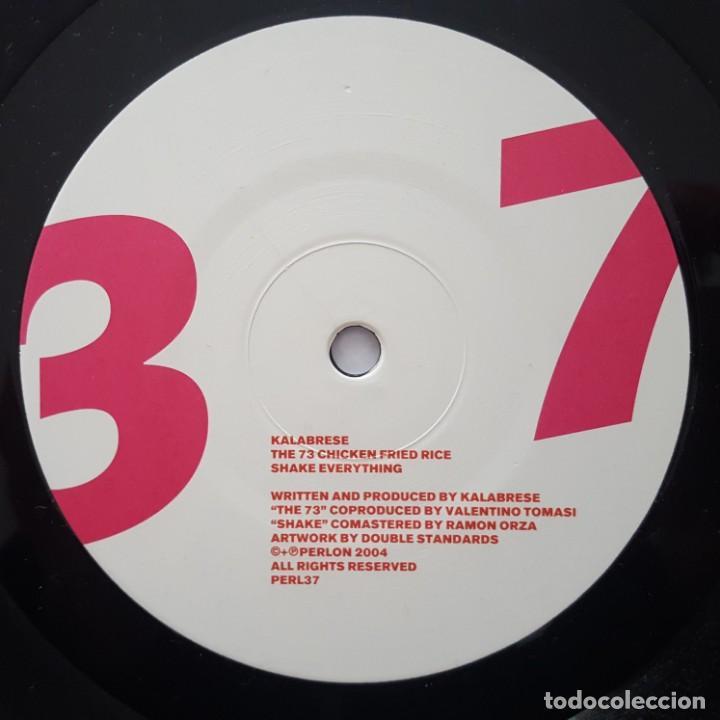 Discos de vinilo: MAXI / Kalabrese ?– Chicken Fried Rice / 2004 ALEMANIA - Foto 2 - 176015584