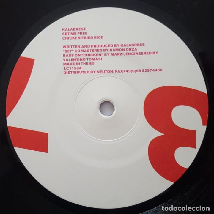 Discos de vinilo: MAXI / Kalabrese ?– Chicken Fried Rice / 2004 ALEMANIA - Foto 3 - 176015584